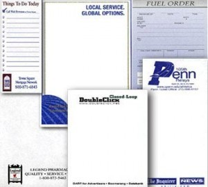 Affordable Memo Pad Printing | Memo Pads Your Way | Ft  Myers FL